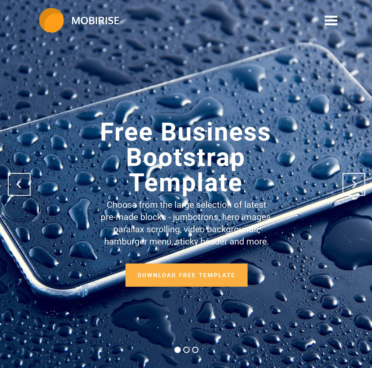 Free Responsive  Templates Themes Extensions